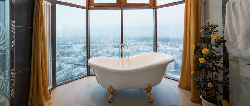 6 Reasons You Should Add A Picture Window To Your Master Bath