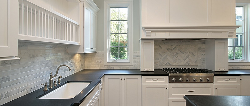 Replacing kitchen countertops instantly upgrades your for Kbr kitchen and bath