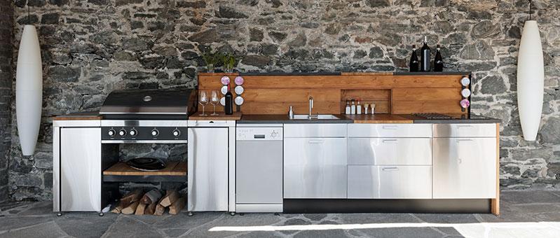 8 Elements of an Outdoor Kitchen That Will Last - KBR Kitchen & Bath