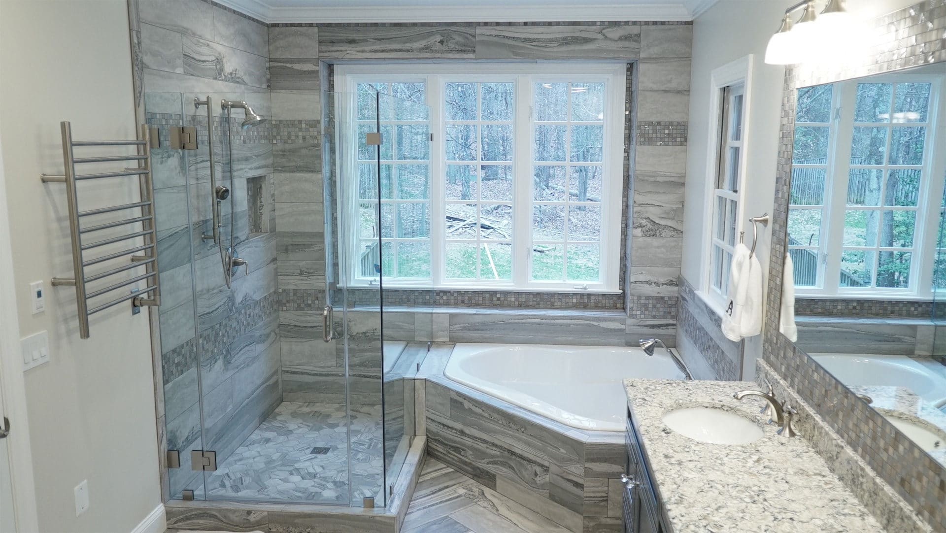 Designing And Renovating Master Suite Bathroom With Right Vanity