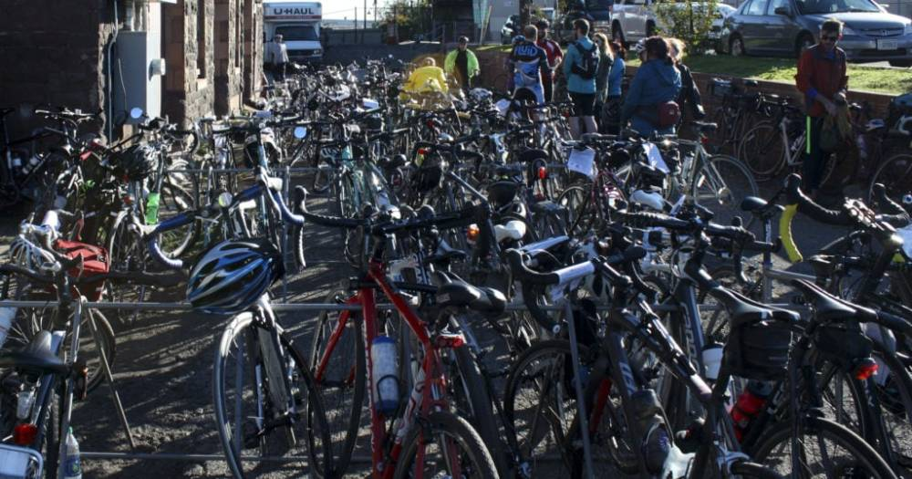 montgomery bike donation