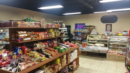 internal view of sultan gourmet market in Fairfax